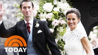 Pippa Middleton Gets Married In Fairy Tale Wedding | TODAY
