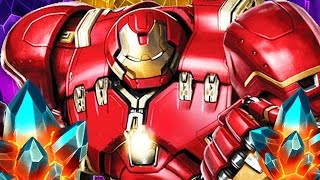 HULKBUSTER CRYSTAL OPENING - Marvel Contest of Champions – Gameplay Part 4 | Pungence