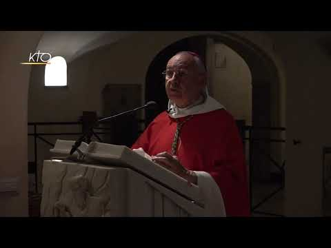 Visites Ad Limina : l'homélie de Mgr Le Gall