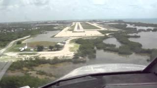 Piper Seminole - Landing Key West, FL (KEYW/EYW)