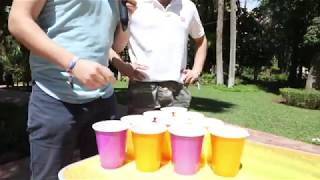 SISMIX 2018 - Tuto : Le Beer Pong