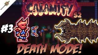 Victide Set + Seashell Boomerang! Calamity Mod D-Mode   Episode 3 - Season 2  