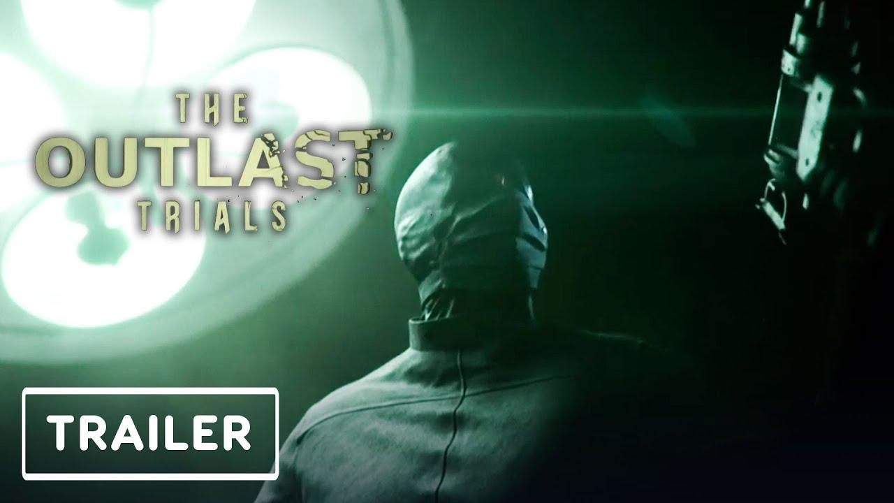 Тизер игры The Outlast Trials