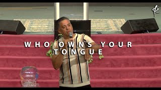 "Evangelist John Ramirez - Rock Church - ""Who Owns Your Tongue"""