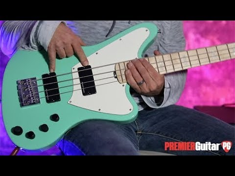 Review Demo - ESP LTD GB-4