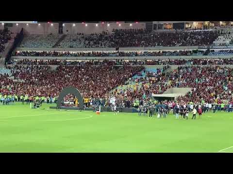 Flamengo Campeão da Recopa Flamengo 3x0 Independiente del Vale(2)