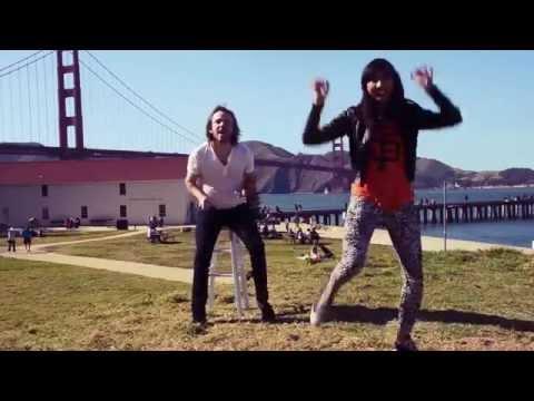 Matt and Kim - Hey Now (San Francisco Edition)