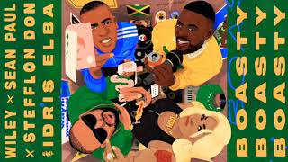 Wiley Ft. Stefflon Don Ft. Sean Paul & Idris Elba   Boasty (Official Audio) January 2019