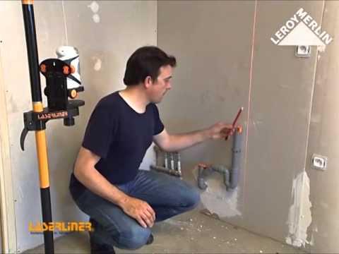 Utiliser Le Niveau Laser Supercross Laserliner تنزيل يوتيوب