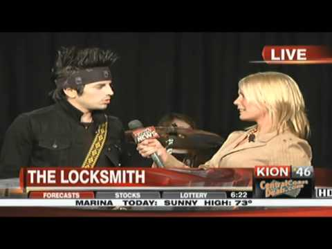 Interview and Performance by The Locksmith on KION
