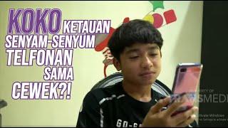 Main Handphone Sambil Senyam-Senyum, Koko Betrand Telfonan Sama Cewek?   DIARY THE ONSU (30/6/20) P1