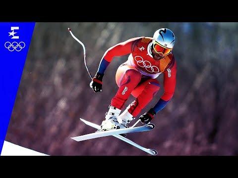 Alpine Skiing   Men's Downhill   Pyeongchang 2018   Eurosport