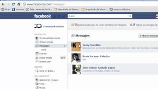 Cómo Revisar Todos Los Mensajes En Facebook