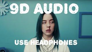 Billie Eilish   Bad Guy (9d Audio)I Use HEADPHONES