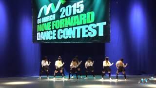 ВЕСНУШКИ CREW   KIDZ DANCE TEAM   MFDC 2015 [Official HD]