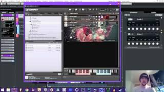 Virtual Riot Atmospheres - Demo Video