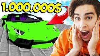 МОЯ МАШИНА ЗА 1.000.000$ В МАЙНКРАФТ!  ГОНКИ НА ЖИЗНЬ, ТРОЛЛИНГ