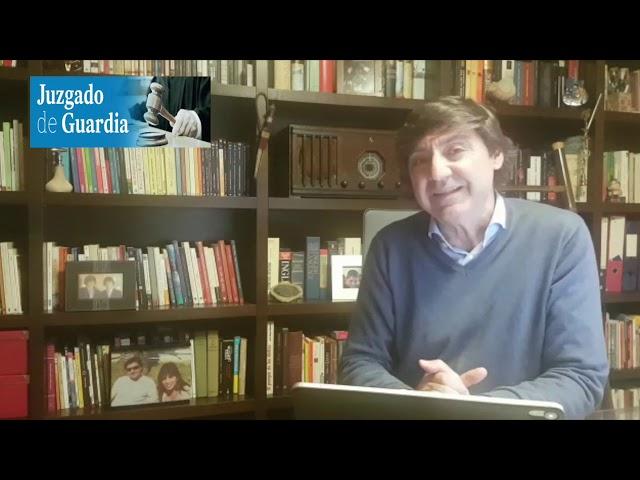 El videocomentario de Óscar Fernández León en el canal Juzgado de Guardia de Diario de Sevilla