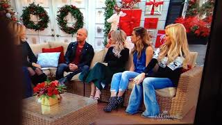 JOEY LAWRENCE  TALKING ABOUT NEW SINGLE CHRISTMAS TIME!!