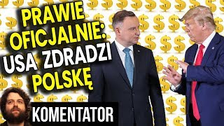 Amerykanie Wprost Mówią że Oszukają Polskę a Rząd PIS Udaje, że Nie Słyszy – Analiza Komentator USA