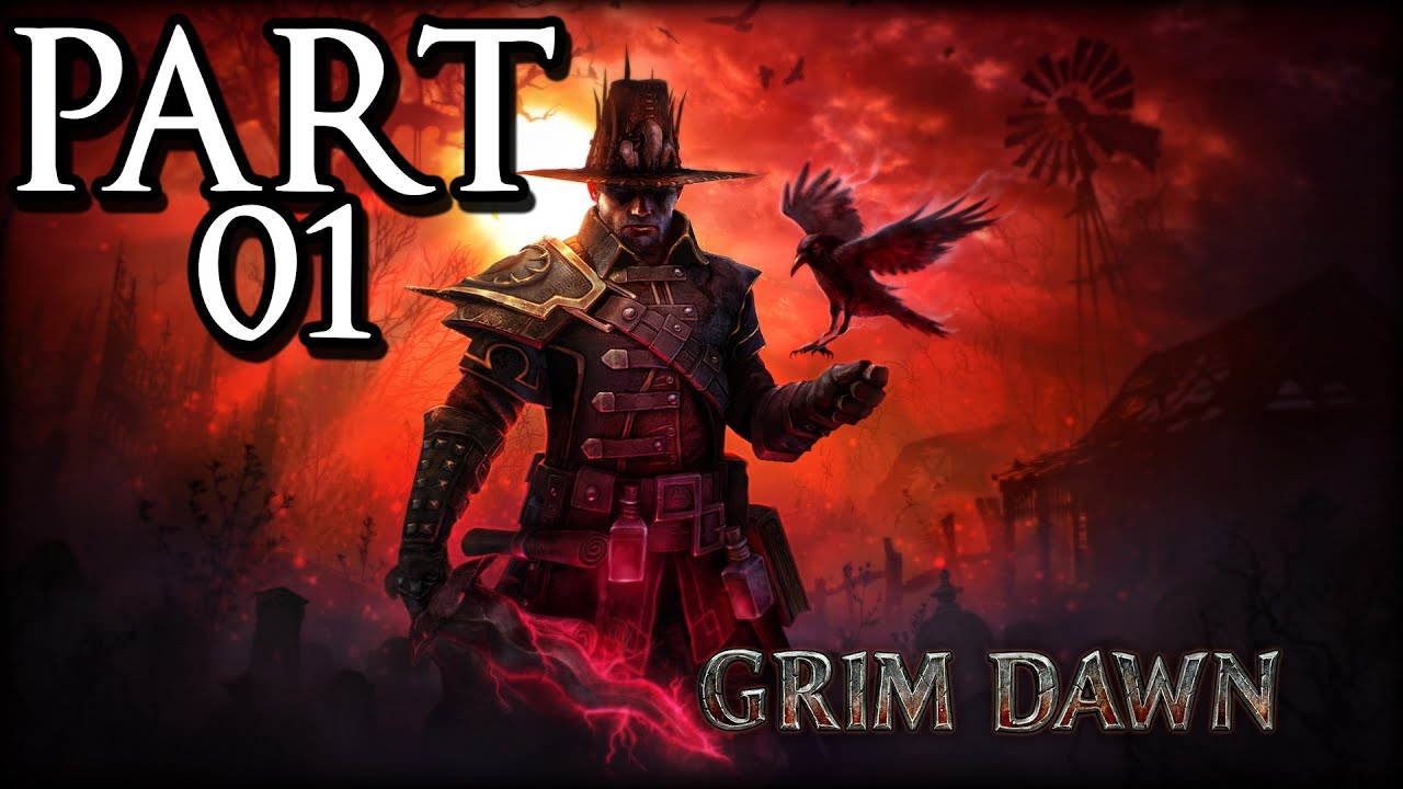 Grim Dawn – Part 01: Der Auftakt zum Playthrough