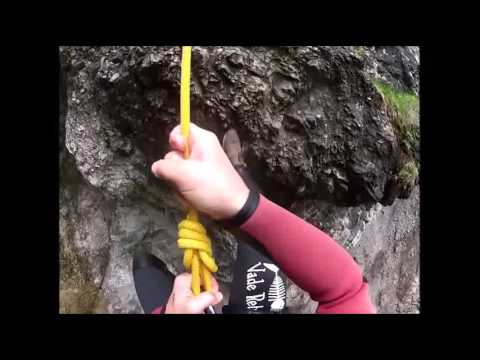 IFM Easy canyoning for non swimmers