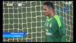 Real Madrid Vs Manchester City 41 All Goals 2472015 International Championship Cup 2015