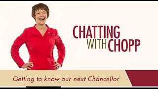 Chatting With Chopp Episode 1