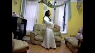 Joann Rosario, Saciame Senor/Satisfy my soul (Danza: Katherine Johanna)