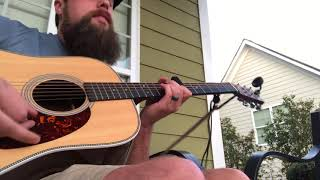 Ramblin' on my mind - Bluesbreakers Cover - Spence Downs