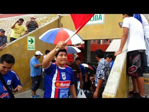 """""""La Doce Tricolor ( previa )"""" Barra: La 12 Tricolor • Club: C.A. Mannucci"""