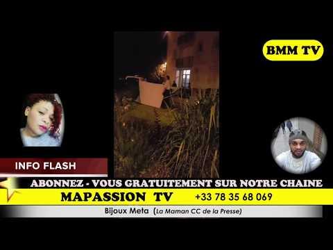 FLASH INFOS A EVREUX, EX DANSEUSE DE TSHALA MWANA,  ROSA TUER CETTE NUIT PAR SON MARI JUNIOR NDAMBI