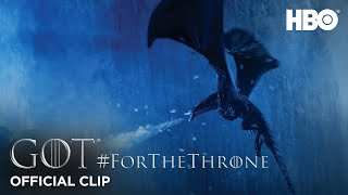 """Winter is here"" #ForTheThrone Clip 