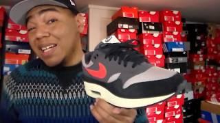 4703b11275 Nike Air Max 1 Bright Mango - Sneaks Man