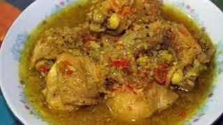 Resep Cara Membuat Ayam Betutu Kuah Lezat Khas Gilimanuk Bali Dan Sambal Matah