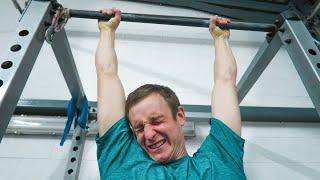 Crack Climber VS 9c Strength Test