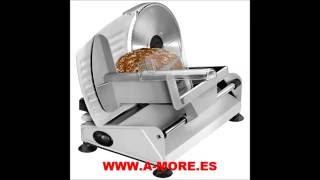 Слайсер бытовой ломтерезка хлеборезка Clatronic MA 3585 Германия от компании PolyMarket - видео