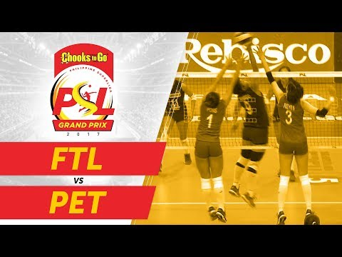 Finals G3: F2 Logistics vs. Petron | Chooks-to-Go PSL Grand Prix 2017