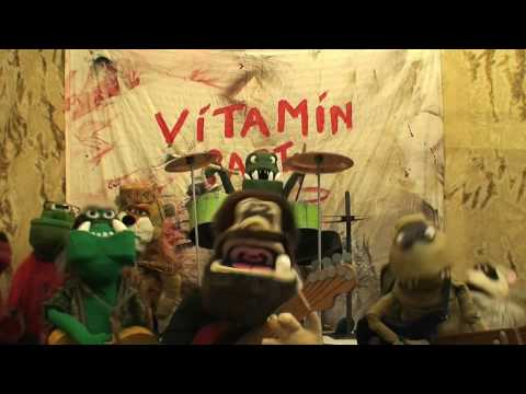 Vitamin Party Music Video: AnimalFarm: by Animaltrash.com