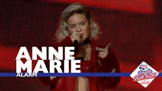 Anne Marie - 'Alarm' (Live At Capital's Jingle Bell Ball 2016)