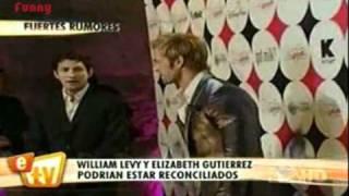 William Levy Y Elizabeth Gutierrez: Rumores De Reconciliación ||| ETV