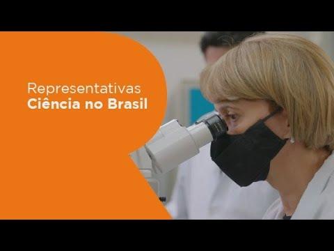 Ciência no Brasil   Representativas