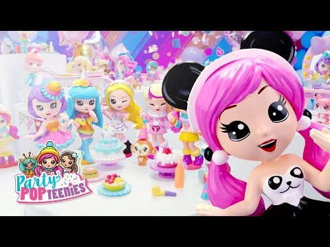 PARTY POPTEENIES™ | Welcome To The Party – Commercial