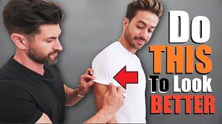 7 Easy Ways ANY Guy Can Look GREAT! (Alex Costa, BluMaan & alpha m.)