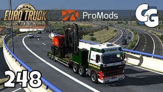 ETS2 - Ep. 248 - ProMods 2.33 - Valencia to Barcelona [Q&A]
