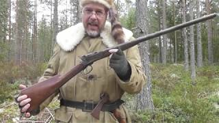 Dimwit - The Last Mountainman. Shoots A Rare 1860s Ethan Allen Shotgun.
