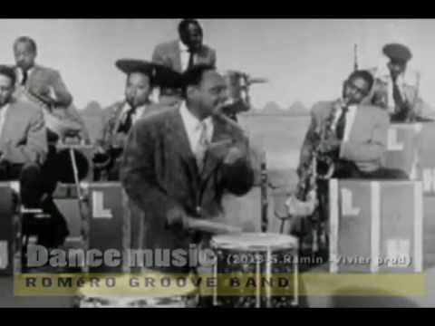 Dance music - Roméro groove band - jazz and funky music