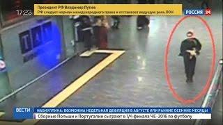 Стамбульский террорист перед взрывом застрелил полицейского. Видео