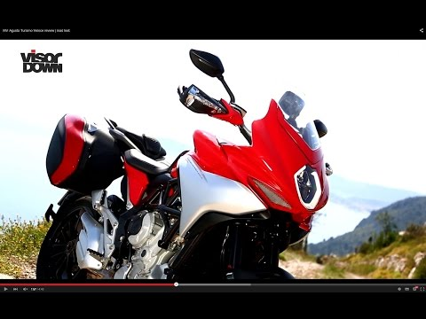 MV Agusta Turismo Veloce review | road test