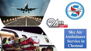 Obtain Sky Air Ambulance from Mumbai to Delhi at a Normal Charge